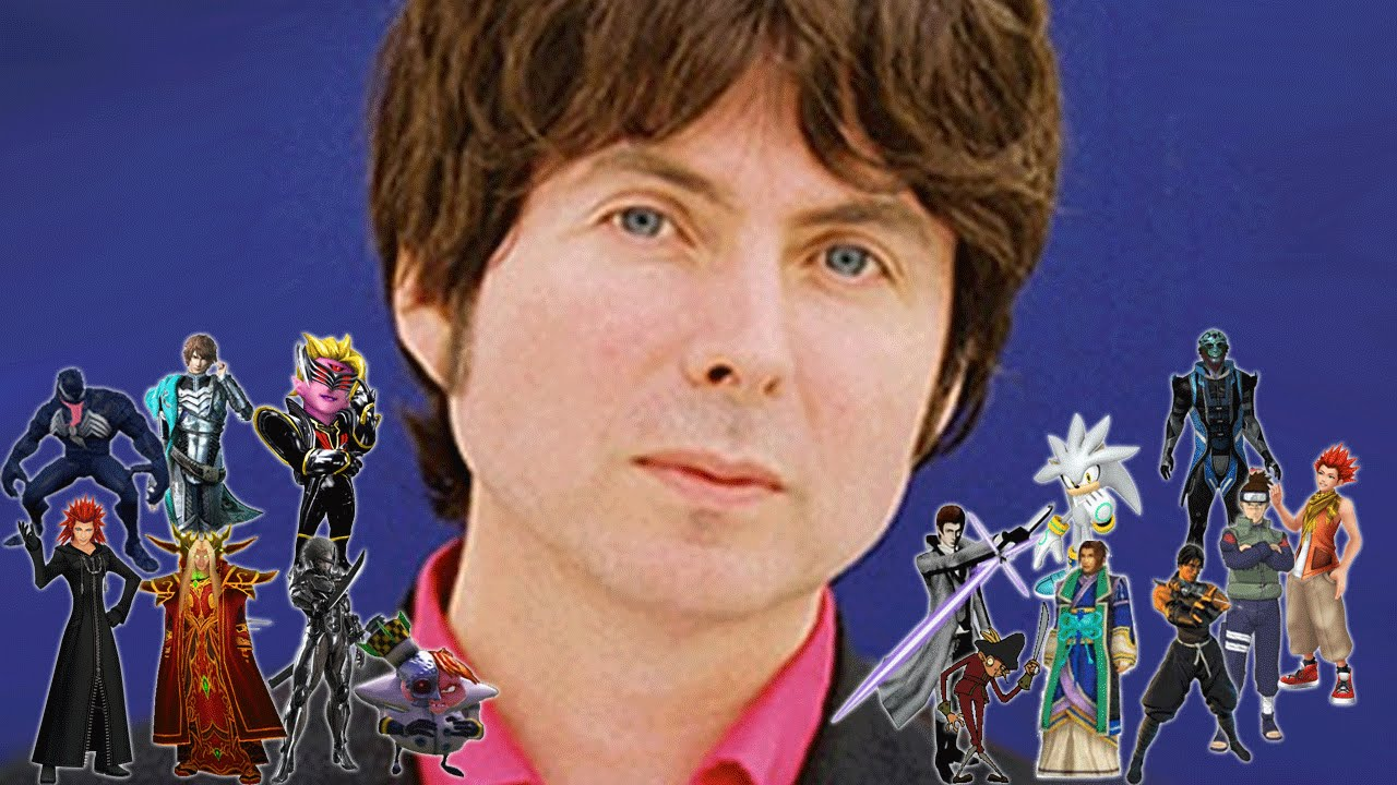"The Many Voices of ""Quinton Flynn"" In Video Games - YouTube"