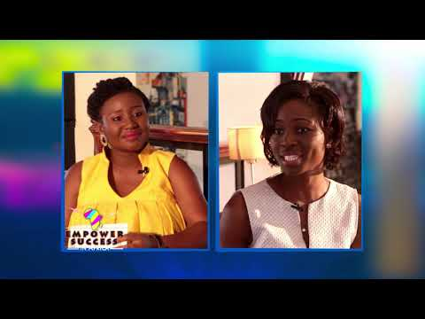 Exclusive Interview with Cameroon's Youngest Female Entrepreneur ETONDE MARTIN