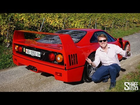 Is the Ferrari F40 the Greatest Ferrari EVER? | REVIEW