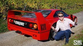 Is the Ferrari F40 the Greatest Ferrari EVER?