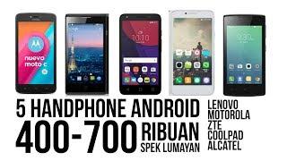 5 Hape android Murah 400 ribuan