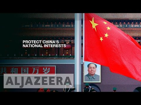 New Chinese law tightens control over NGOs
