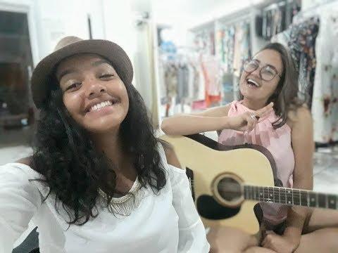 Sara Almeida-Tudo a ver com Ele | part. Diana Jhennef (Central Music Cover)