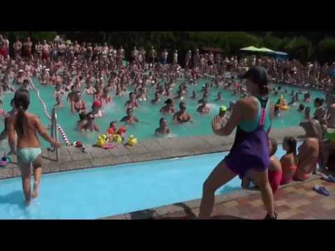 Valli Di Gruppo - Hey Baby - Aqua Zumba Choreography by Lucia Meresova HD (original sound)