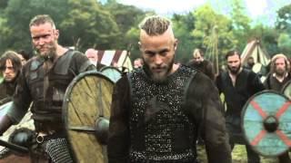 по сериалу викинги