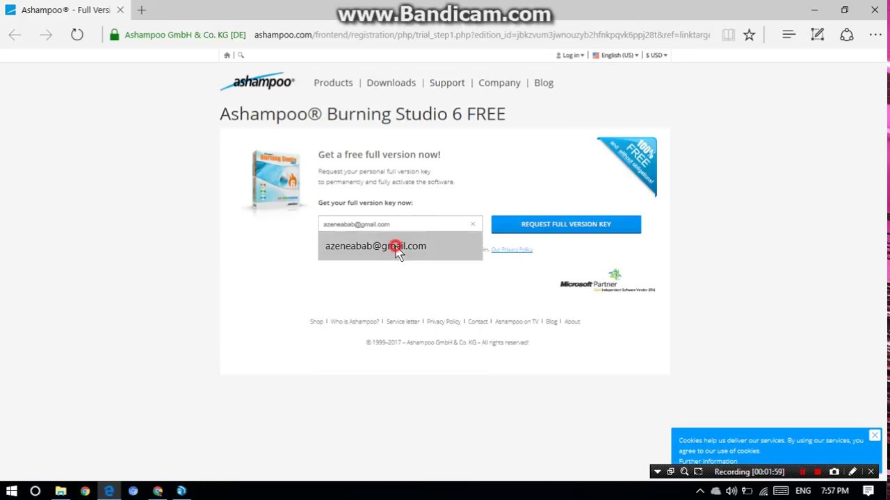 ashampoo studio burning 10 download