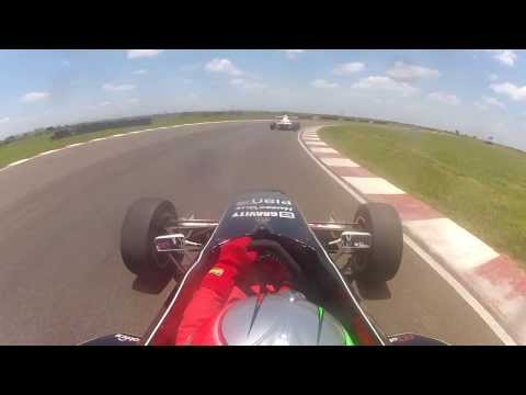 MRF F1600 2013 Madras Motor Sports Club(Chennai) onboard