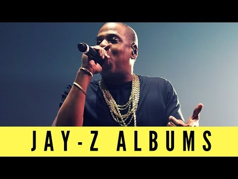 Top 5 Jay-Z Albums