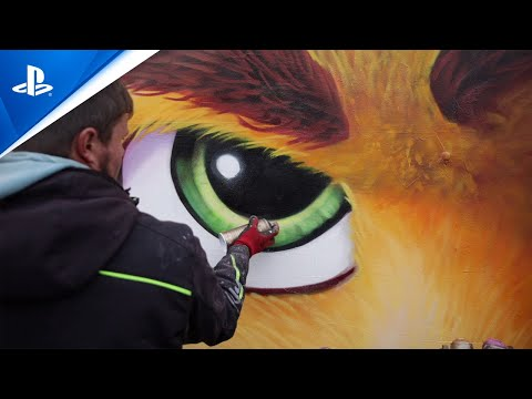 Ratchet & Clank: Rift Apart - Play Has No Limits Mural
