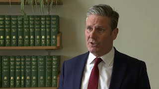 video: The problem could be that Sir Keir Starmer is simply not a politician after all