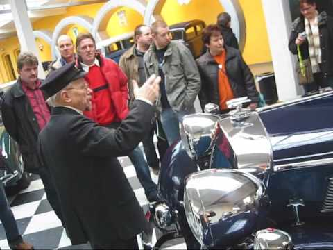 Reportage August Horch Museum Zwickau