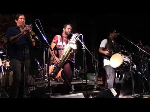 2016 San Jose Jazz Festival: Red Baraat