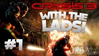 Hunter with the Lads #1 (Crysis 3 Beta)