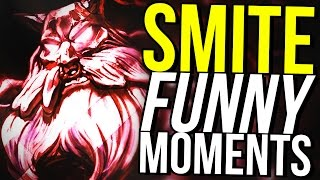 DAMAGE YMIR IS BACK! (Smite Funny Moments)
