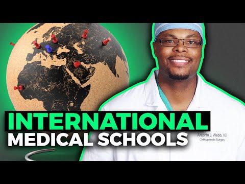 International Medical Schools: Should You Apply?