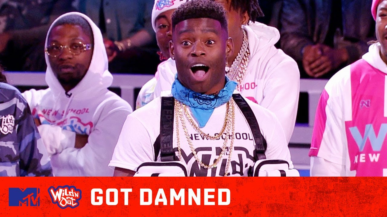 OG's Conceited, Hitman Holla & Justina Valentine Get Eaten Alive By Newbies 😱 Wild 'N Out