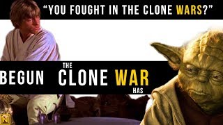 Why is it called the Clone Wars, not the Clone War? | Star Wars Explained