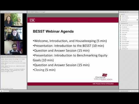 BESST Webinar PASSHE Equity Scorecard  2 0