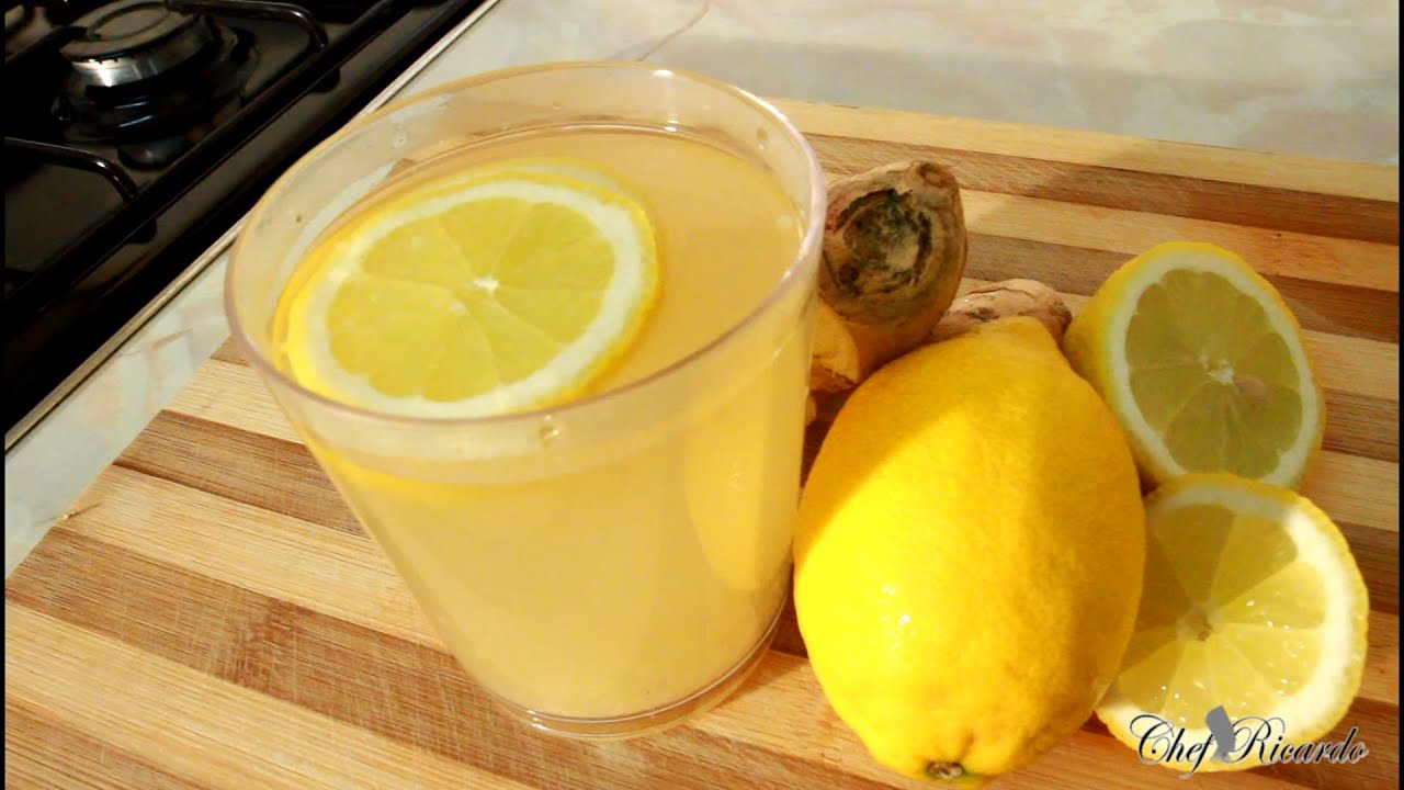 Lose Stomach Fat Fast In 7-Days -With Lemon- Ginger-Honey ...