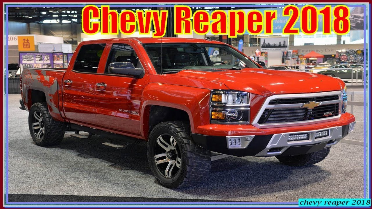 2018 Chevy Reaper Review ,Release Date & Price - YouTube