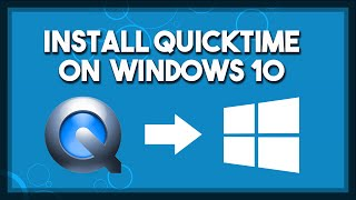 How to fix Quicktime windows 10 error