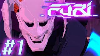 Furi [STREAM/WALKTHROUGH/PC GAMEPLAY] - Part 1: The Chain
