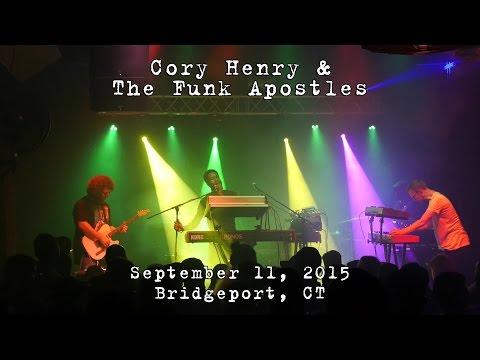 Cory Henry & The Funk Apostles: 2015-09-11 - Bridgeport, CT (COMPLETE SHOW) [4K]
