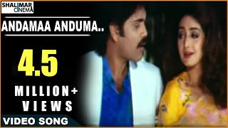 Govinda Govinda Movie | Andamaa Anduma Video Song | Nagarjuna, Sridevi