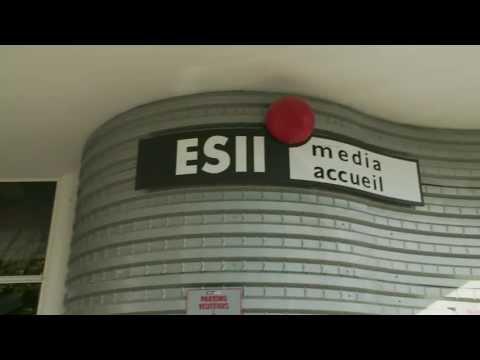 Download ESII - Promotional video (Version Française)