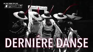 Derniere Danse - Indila   SYTYCD Season 14   Brian Friedman Choreography