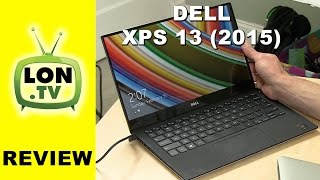 Dell XPS 13 2015 Review - New for 2015 - QHD Display - Gaming, battery life, Macbook Air comparison