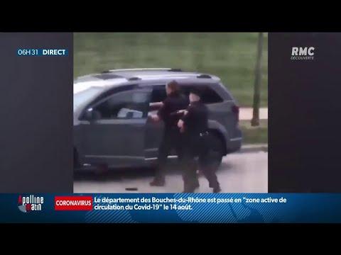 La colère monte aux États-Unis après une nouvelle bavure policière