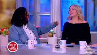 Sara Haines Returns to The View After Maternity Leave