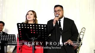 Rame-rame Timur Glenn Fredly & Bakuucakar Cover by berry project band   Band wedding surabaya