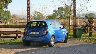Test Chevrolet Aveo 1.4 LTZ