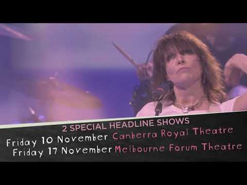 The Pretenders - Forum Melbourne
