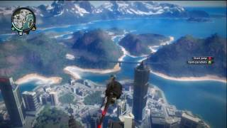 Just Cause 2 Gameplay Panau City