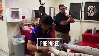 Athletic Training at the University of Evansville