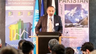 Khuram Ameer Rathore (Deputy Head of Mission, Embassy of Pakistan to Germany)