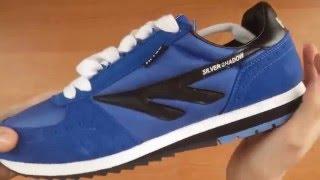 Обзор мужских кроссовок Hi Tec Silver Shadow