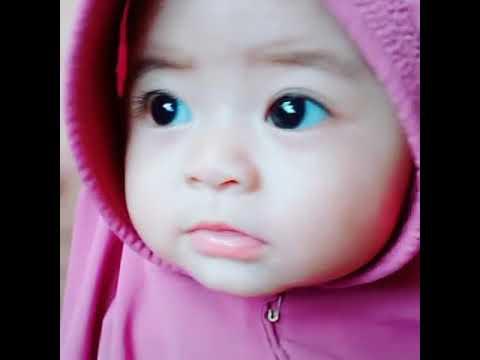 Gambar Bayi Lucu Dan Imut Berhijab