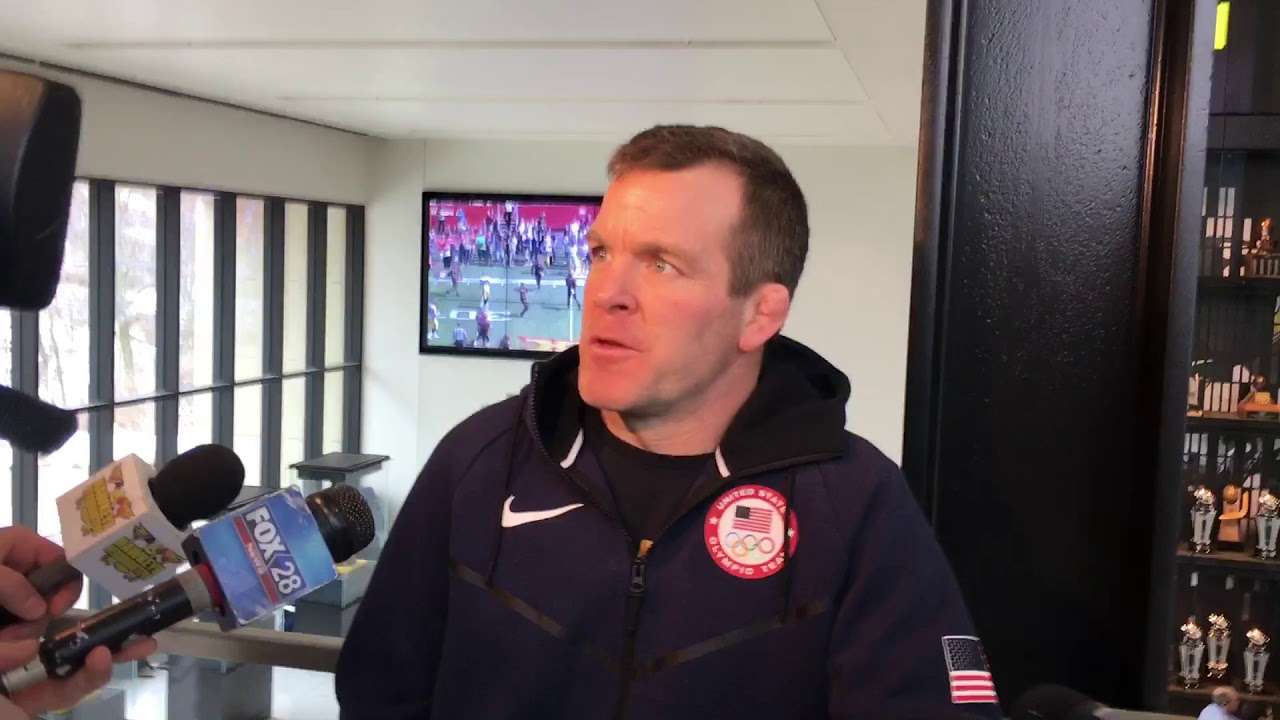 cf27229b6de AH TV: Terry Brands, Thomas Gilman talk about upcoming World Cup in Iowa  City