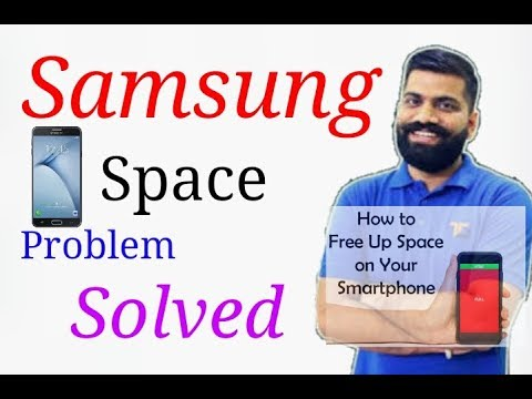 ✔How to Free Up Space on Galaxy J2, J5, J7 (NO ROOT) easily