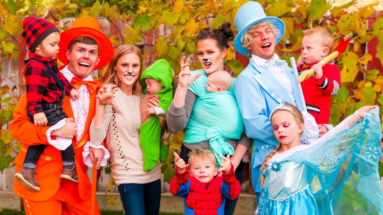 best halloween costumes! - youtube