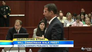 George Zimmerman Trial: Prosecution Rests Its Case