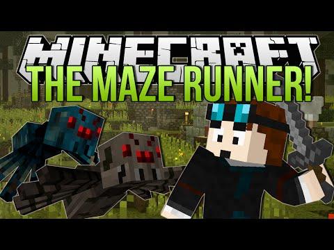 THE MAZE RUNNER   Minecraft: Minigame