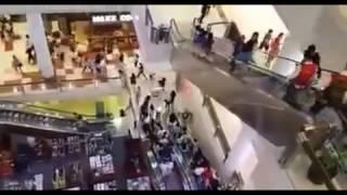 Video Amatir : Suasana Gempa di Salah Satu Pusat Perbelanjaan Medan | Sumut TV