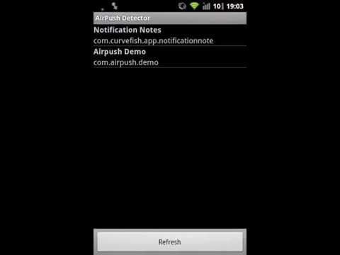 AirPush Detector for Android - Free Download