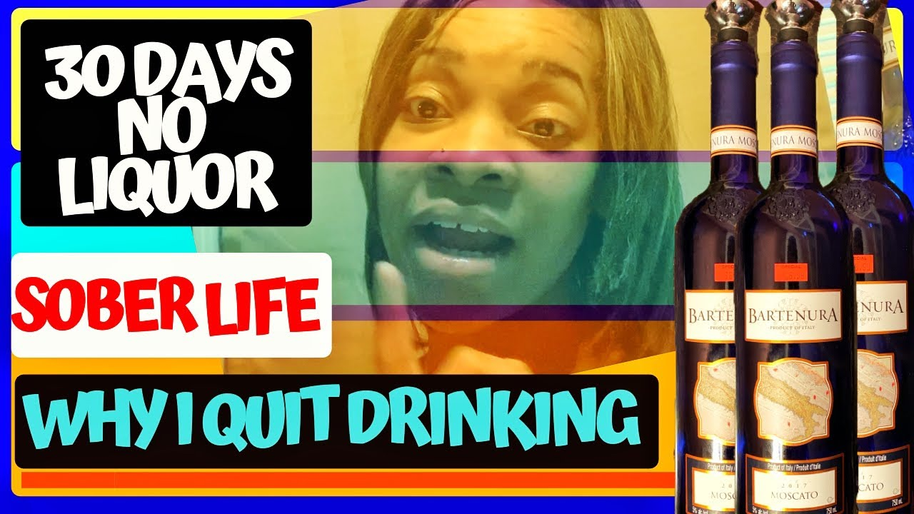 benefits of quitting drinking for 30 days