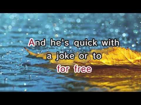 Billy Joel - Piano Man (Karaoke and Lyrics Version)